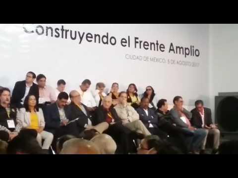 Guadalupe Acosta Naranjo lucha contra la corrupción