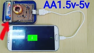 How to make a emergency mobile phone charger
