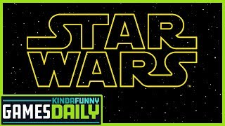 Another Cancelled Star Wars Game - Kinda Funny Games Daily 01.16.19