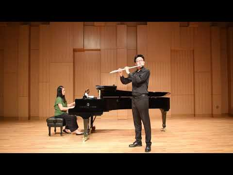 Haiyang Wang - Excerpt from Mozart Concerto in D Major