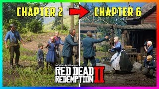 What Happens To The German Family That Arthur Saves By The End Of The Game In Red Dead Redemption 2?