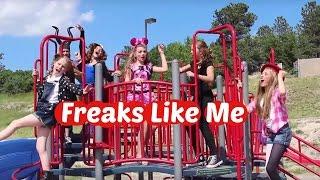 Freaks Like Me Lip Synch Cover||Kyla Dee