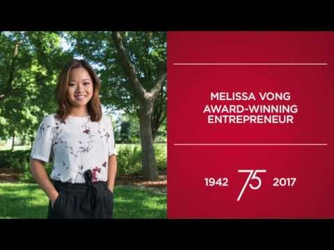Celebrating our Best: Melissa Vong