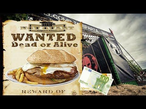 La Hamburguesa de 2kg con un botín de 150 euros en Nouquart