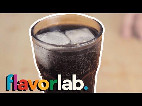 Maak zelf cola