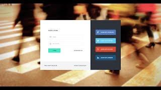 JavaFX Login Example - Scene builder and Netbeans