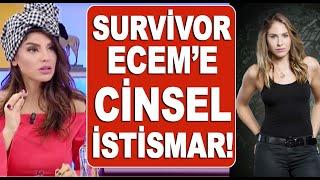 Survivor Ecem Karaağaç'ı Enerji Yüklemesi Vaadiyle Kandırdılar