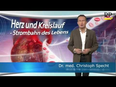 Die Thrombophlebitis der Infektion welche