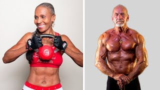 THE OLDEST BODYBUILDERS In The World