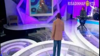 Dienis - Ainda Lembro & Na Estrada(Marisa Monte/Tribalista) programa Raul Gil SBT