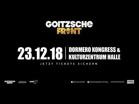 Trailer Jahresabschlusskonzert 23.12.2018 in Halle (Saale)