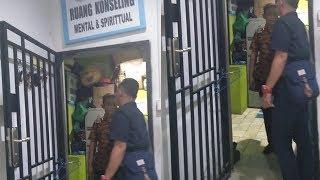 Penampakan Ruang 'Penjara Sekolah' di SMK Batam yang Digunakan Menahan Siswa, Pintunya Jeruji Besi
