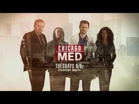 Video trailer för Chicago Med NBC Trailer #1