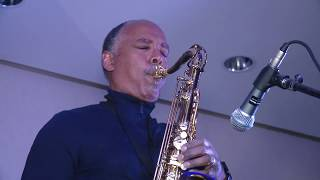 """JodyJazz at the 2019 Jazz Jam - Incredible All-Star Sax Section performs """"Sugar"""""""