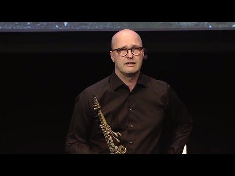When thinking gets too slow | Jonas Knutsson | TEDxUmeå