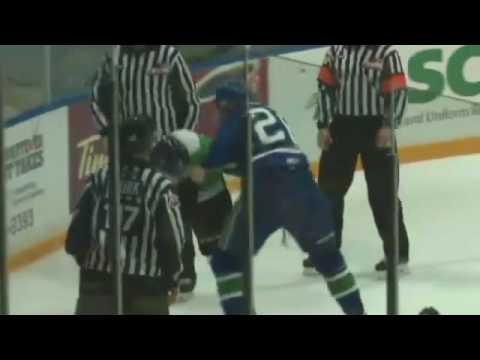 Tanner Mole vs. Loch Morrison