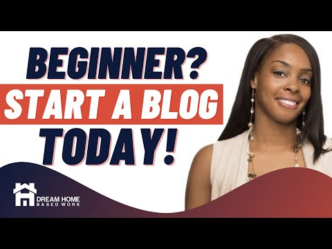 How to Start a Blog on Blogger.com for Beginners