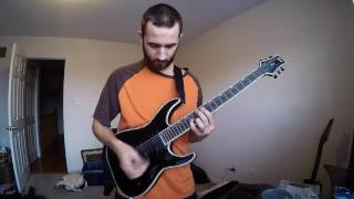 Dance Gavin Dance - Carve Guitar Cover