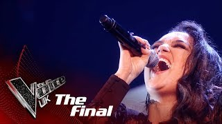 Lauren Bannon Performs 'Stay': The Final | The Voice UK 2018