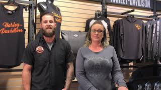 Appalachian Harley-Davidson® Personal Shopper Experience