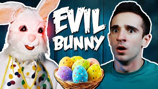 THE EASTER BUNNY IS CREEPY!