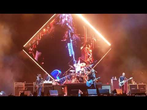 "Foo Fighters with an epic performance of ""My Hero"""