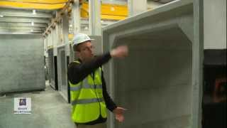 Q8  What are the typical steps in design of precast concrete