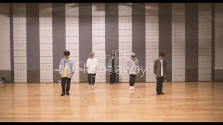 Da-iCE - 「Flight away」Official Dance Practice(from 5th album『FACE』)