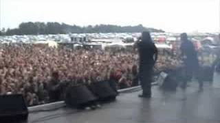 Dismember live @ Summer breeze 2008