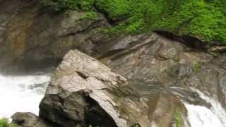 preview picture of video 'Old City Falls, Vermont'