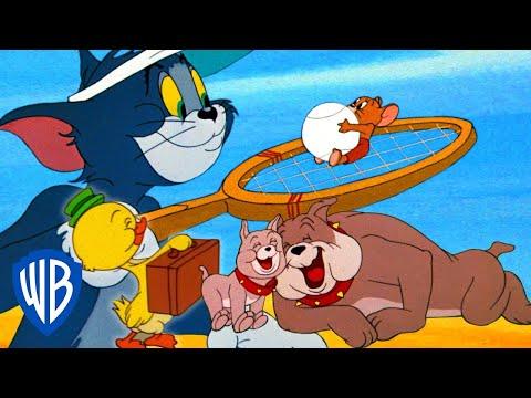 🔴Лучшее из Тома и Джерри 🇷🇺 | Подборка классических мультфильмов | ВБ Кидс