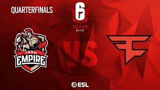 Team Empire vs. FaZe Clan – Raleigh Major 2019 – Playoffs – Day Four