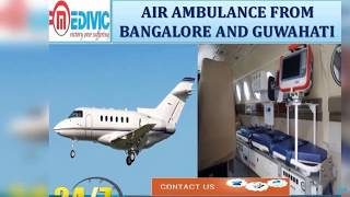 Get Remarkable Medical Service by Medivic Air Ambulance from Bangalore