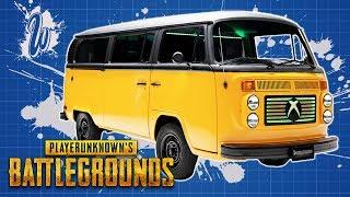 PUBG BUS IN REAL LIFE! (XBOX) | West Coast Customs