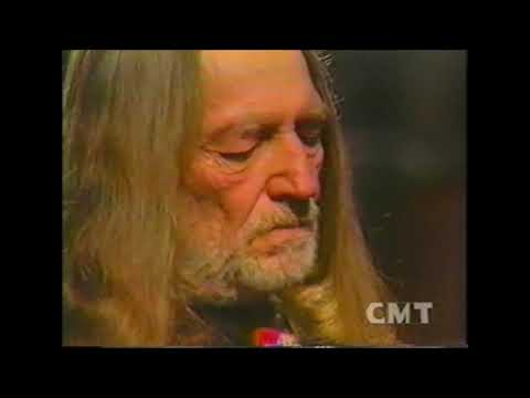 Willie Nelson live on Sessions at West 54th - I never cared for you