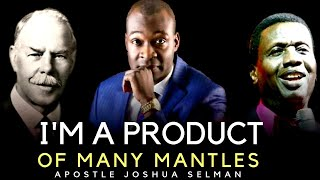 THIS MESSAGE WILL CHANGE WHAT YOU THINK ABOUT RECEIVING SPIRITUAL MANTLES | APOSTLE JOSHUA SELMAN