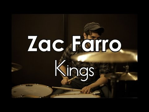 Zac Farro - Kings - (Strongest Audio) [LYRICS]