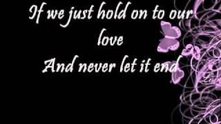 If we just hold on w/ lyrics