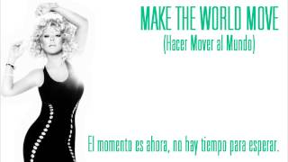 Christina Aguilera - Make The World Move [Feat. CeeLo Green] (Subtitulos en Español)