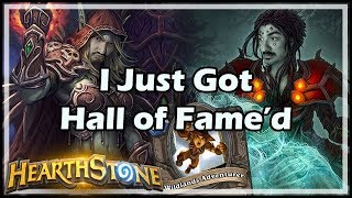 I Just Got Hall of Fame'd - Witchwood / Hearthstone