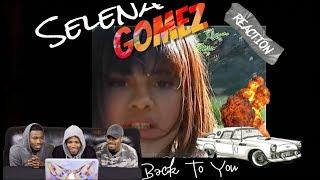 Selena Gomez - Back To YouREACTION