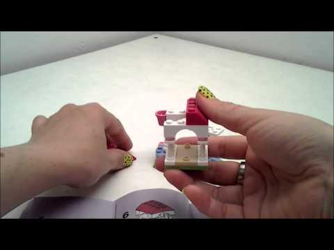 Vidéo LEGO Friends 41024 : Le perroquet et son perchoir