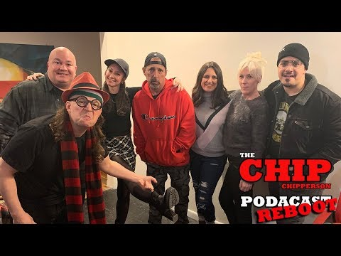 The Chip Chipperson Podacast - 130 - VOS WON'T WEAR HEADPHONES