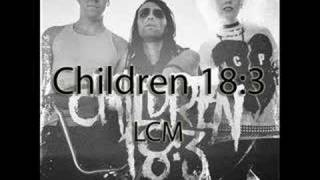 Children 18:3 -  LCM