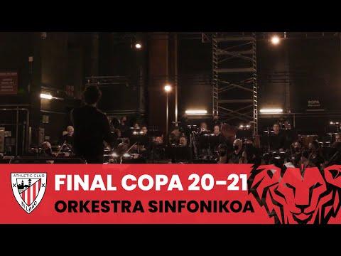 Bilbao Symphony Orchestra and Choir I Copa final I Bizi Ametsa