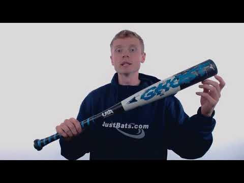 2018 Mizuno Ghost -10 USA Baseball Bat: YBB18GHST10