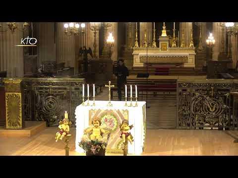 Vêpres du 29 décembre 2020 à Saint-Germain-l'Auxerrois