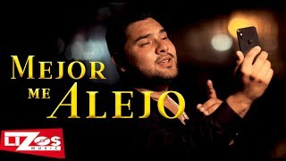 BANDA MS - MEJOR ME ALEJO (VIDEO OFICIAL)