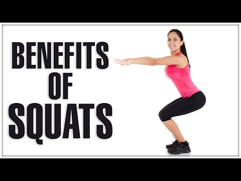 Video 10 Benefits Of SQUATS For Women