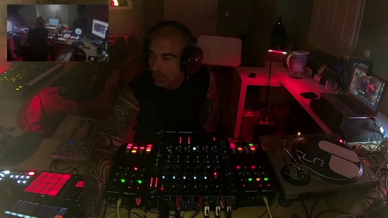 Chris Liebing - Live @ Live @ #alonetogether #2 2020